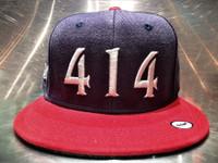 414 Milwaukee Braves Throwback Cap