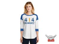 414 Milwaukee Hometeam Jersey Women