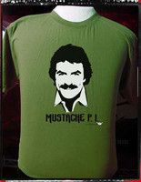 Mustache P.I. for the Dudes