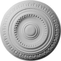 """15 3/4""""OD x 3 1/8""""C Artis Ceiling Medallion"""