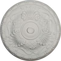 "15 3/4""OD x 5/8""P Amelia Ceiling Medallion"