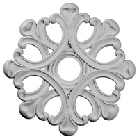 """20 7/8""""OD x 3 5/8""""ID x 1""""P Angel Ceiling Medallion (Fits Canopies up to 4 3/8"""")"""