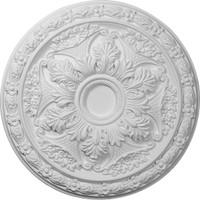 """20""""OD x 1 5/8""""P Baile Ceiling Medallion"""