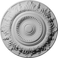 "20 7/8""OD x 1 1/4""P Biddix Ceiling Medallion"