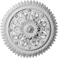 """21 5/8""""OD x 1 7/8""""ID x 2 1/2""""P York Ceiling Medallion"""