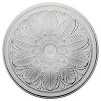 """22 5/8""""OD x 1 3/4""""P Bordeaux Ceiling Medallion"""