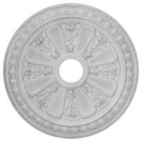 "23 1/2""OD x 3 7/8""ID x 1""P Bristol Ceiling Medallion"