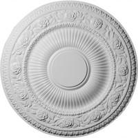 """24""""OD Logan Ceiling Medallion"""