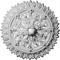 "24 3/4""OD x 3 1/4""P Lariah Ceiling Medallion"