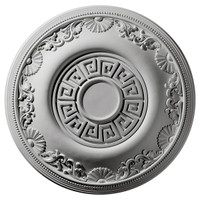 """25 7/8""""OD Nestor Ceiling Medallion (Fits Canopies up to 5"""")"""
