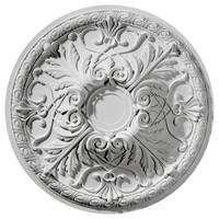 """26""""OD x 3 7/8""""ID Tristan Ceiling Medallion"""