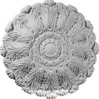 "31""OD x 1 1/2""P Durham Ceiling Medallion"