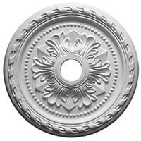 "31 1/2""OD x 3 5/8""ID x 1 3/4""P Palmetto Ceiling Medallion"