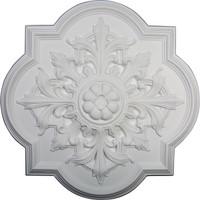 "31 1/4""OD x 2""P Bonetti Ceiling Medallion"