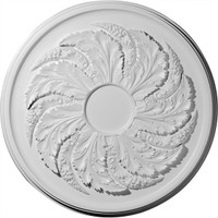 """42 1/8""""OD x 1 7/8""""P Sellek Ceiling Medallion (Fits Canopies up to 9"""")"""