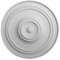 """54""""OD x 4 7/8""""P Large Classic Ceiling Medallion"""