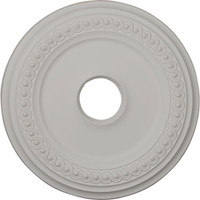 """18 5/8""""OD x 4""""ID x 1 1/8""""P Classic Ceiling Medallion (Fits Canopies up to 5"""")"""