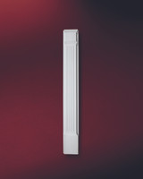 PIL11X90____PILASTER FLUTED MLD PLTH 90X11X3-1/2
