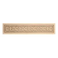 "CRV7072WO_4 1/2"" Small Gaelic Onlay Framed White Oak"