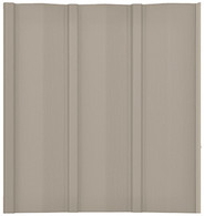 Eagle Vinyl Skirting Panels Clay Color