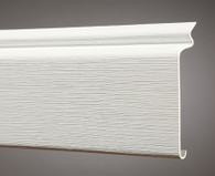 Eagle Vinyl Skirting Trim Top Front Color Clay