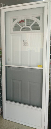 Mobile Home Door Size 34x76 Kinro Series 7660 Sunburst