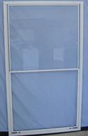 Kinro Series 5700 Self Storing Storm Window (White)