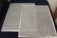 Pair of Metal Filters For Mobile Home Furnace/ A Coils Miller, Nordyne