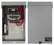 MidNite Solar MNPV6-GFP15-35DC Aluminum Combiner Type 3R