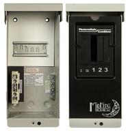 MidNite Solar MNPV2-1000 Combiner 2x 1000VDC Fuse Holders