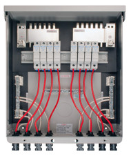 MidNite Solar MNPV8-MC4 Pre-Wired Combiner 8 Position
