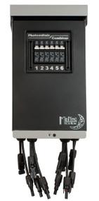 MidNite Solar MNPV6-MC4-LV Pre-Wired Combiner 3R