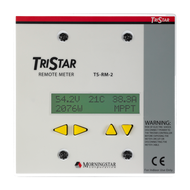 Morningstar TS-RM-2 TriStar Digital Remote Meter 2