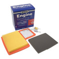 Tune Up Kit for Yamaha G11, G16, G20, G21,G22, G29, GCA-JR6TN-UP-KT, air filter, pre cleaner, spark plug and fuel filter 785-699