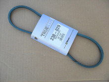 Belt for Hahn 308463, Kevlar cord, Oil and heat resistant, Made in USA
