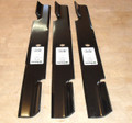 "Air Lift 61"" Cut Deck Blades for Scag Turf Tiger, Cheetah and Wildcat 482879, 482881"