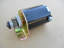 Electric Starter with Metal Gear for Briggs and Stratton 593934, 693551