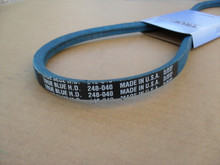 Belt for AYP 70637, 7140R, Made In USA, Kevlar cord, Oil and heat resistant