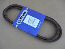 "Deck Belt for Craftsman 42"" Cut SPM201671081, Made In USA"