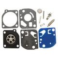 Carburetor Rebuild Kit for John Deere 30S, HC2400, HC2410, SHR2100, LST2400, LST2450, PE2400, PP1250, PP1400, Zama RB-26, RB26