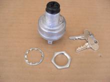 Ignition Starter Switch for John Deere F910, F930, 130, 165, 170, 175,180, 185, F912, F915, F925, RX73, RX75, RX95, STX30, STX38, SX75 ,SX95, AM101561, TCA15075, TCA22740, STX38 with Yellow Mower Deck, Made In USA