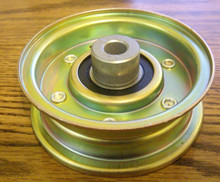"""Drive Idler Pulley for Exmark 36"""", 48"""", 52"""" Cut Metro 1-323285, 130-8362, 323285, 1323285, 1308362"""