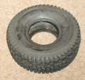 Tire 410x3.50-4, 2 Ply for lawn mower, Carlisle 5110251, Kenda 103580416A1, 20580064