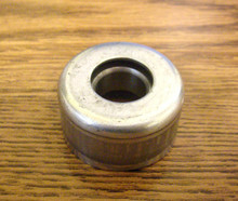 Drive Belt Flat Idler Pulley for Mclane 3033A, reel tiff lawn mower Craftsman, Includes Bearing