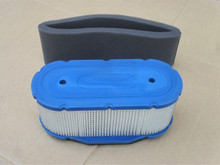 Air Filter for Ariens 21535900, 21536000 Includes Pre Cleaner Wrap