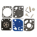 Carburetor Rebuild Kit for Zama RB-23, C1U-K17, C1U-K27A, C1U-K27B, C1U-K27C, C1U-K27D, RB23