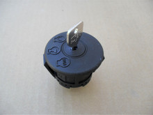 Ignition Starter Switch for Troy Bilt Colt, Mustang 725-04228, 925-04228, Made In USA