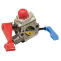 Carburetor for Poulan B1750, BV200, BV1850, BV2000, PBV200, SM400, WT200 Weedeater Wildthing WT-784-1, 530071775, 545102801 Wild Thing