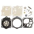 Carburetor rebuild kit for Walbro WJ, K10-WJ, K10WJ
