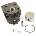 Piston and Cylinder Rebuild Kit for Husqvarna 51, 55 and 55 Rancher chainsaw 503609102, 503609108, 503609171, 503609172